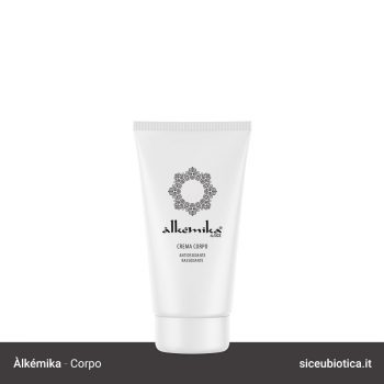 Linea Àlkémika Sice Eubiotica, Crema corpo Antiossidante Rassodante