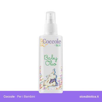 Linea Coccole Sice Eubiotica Baby Olio Neonati