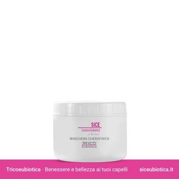 Tricoeubiotica Sice Eubiotica per i capelli, Balsamo Maschera Cheratinica