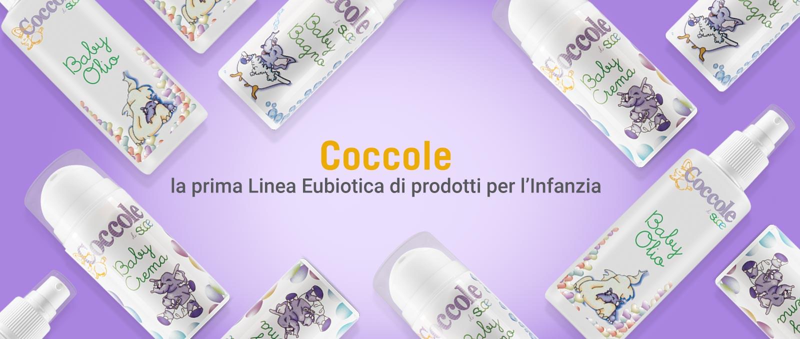 Linea Coccole Sice Eubiotica per i bambini