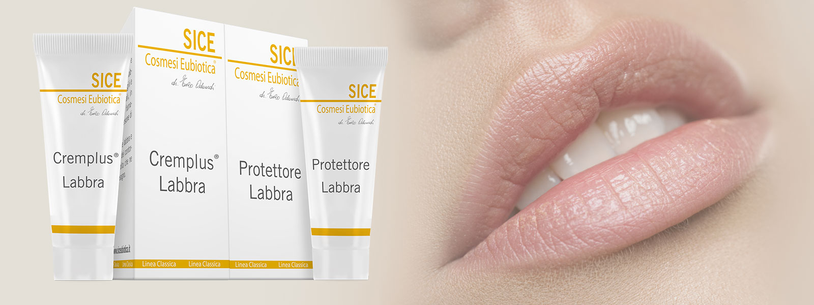 Linea Labbra Sice Eubiotica