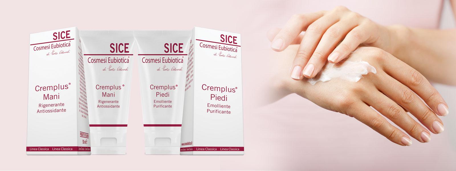 Cremplus Mani e Piedi Sice Eubiotica