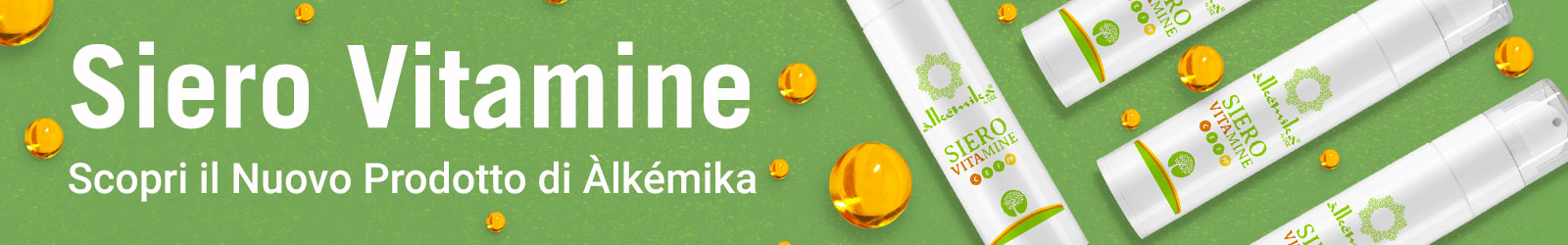 Siero Vitamine Alkemica Sice Eubiotica Acquista Online