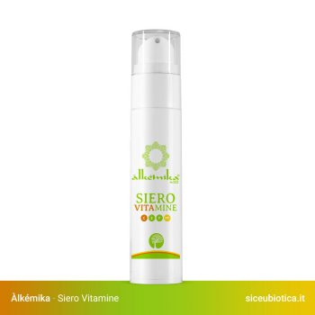 Àlkémika Siero Vitamine per la pelle del viso