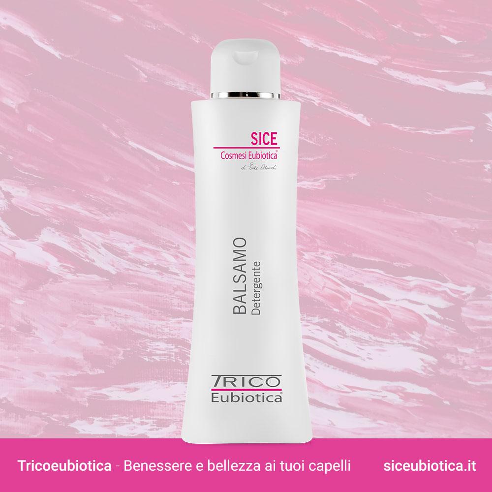 Tricoeubiotica Sice Eubiotica per i capelli, ideale per Lavaggi Frequenti