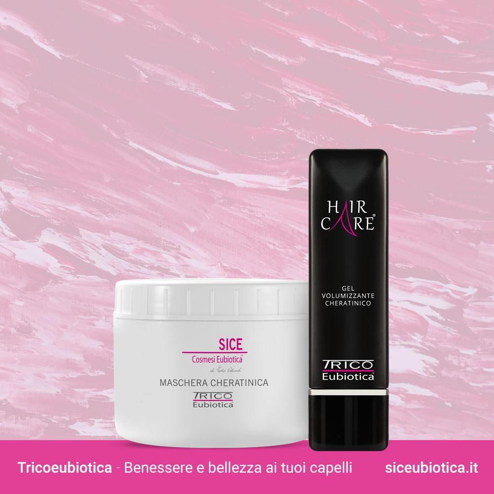 Tricoeubiotica Sice Eubiotica per i capelli, ideale per i capelli sottili