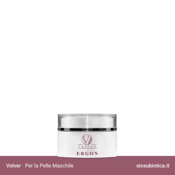 Linea Volver Sice Eubiotica per la pelle maschile, Crema Viso Ergon