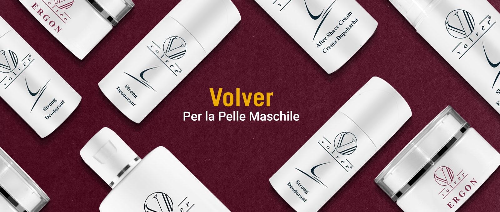 Linea Volver Sice Eubiotica per la pelle maschile